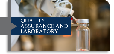 QUALITY ASSURANCE AND LABORATORY